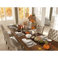 Tisch- und Heimtextilien
