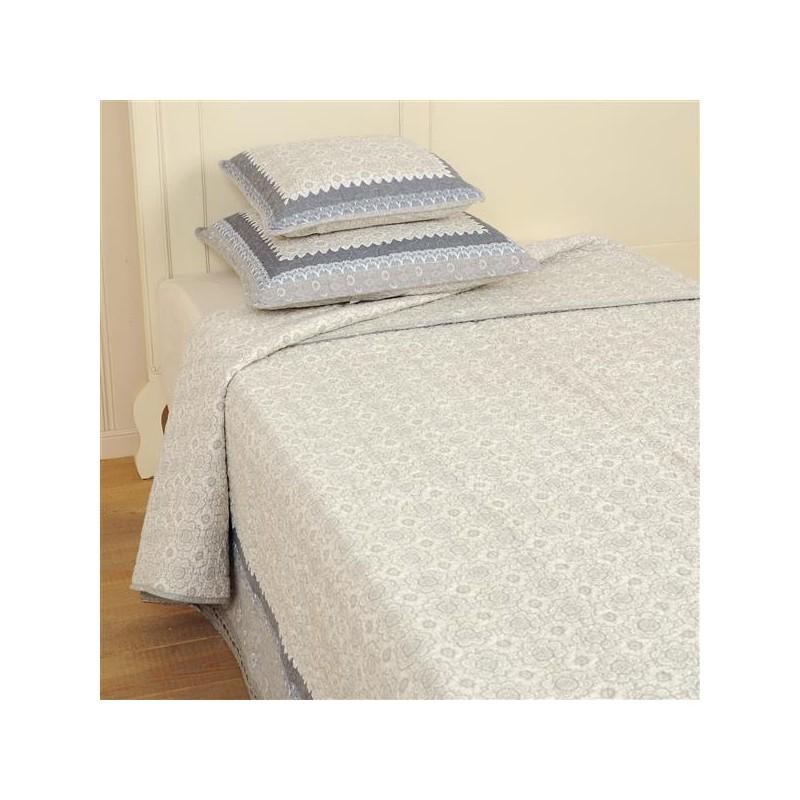 tagesdecke 240 x 260 luxus 7 teilig xxl bett berwurf patchwork 240x260cm kissenbez ge. Black Bedroom Furniture Sets. Home Design Ideas