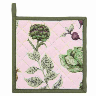 Topflappen The Kitchen Garden 20 x 20 cm Clayre & Eef TKG45